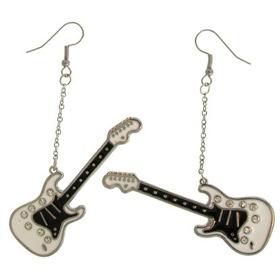 guitare boucle d'oreille