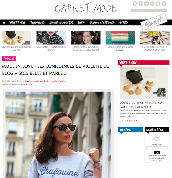 itw galeries lafayette