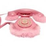 Le téléphone pleure