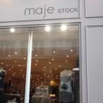 Stock Maje – rue des Martyrs – Abbesses