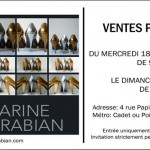 Vente presse Karine Arabian