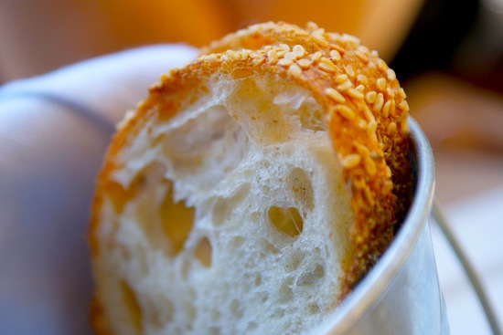 pain au sésame