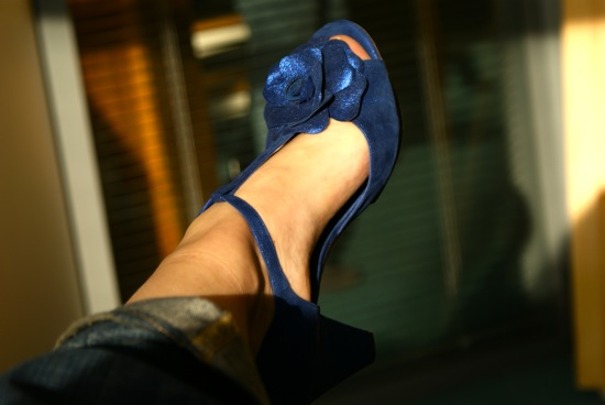chaussures andré blogueuses