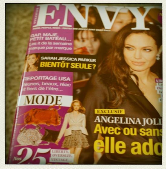 magazine envy