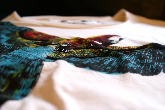 tee shirt maje