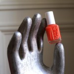vernis orange