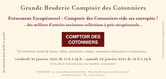 Pin sois belle mere et tais toijpg on pinterest - Comptoir des cotonniers soldes privees ...