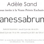 Invits Juin 2011_ADELE SANDE SEPTEMBRE