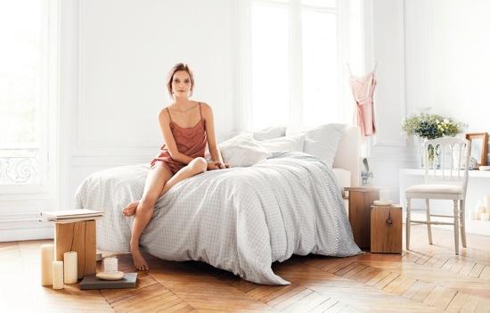Vanessa bruno pour la redoute 2011 2012 sois belle et parle l 39 ber - Linge de lit la redoute fr ...