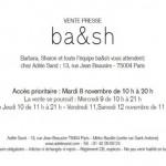 Vente Presse ba&sh