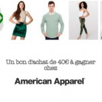 American Apparel : Jingle Bells !