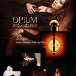 Opium, Vapeurs de parfum