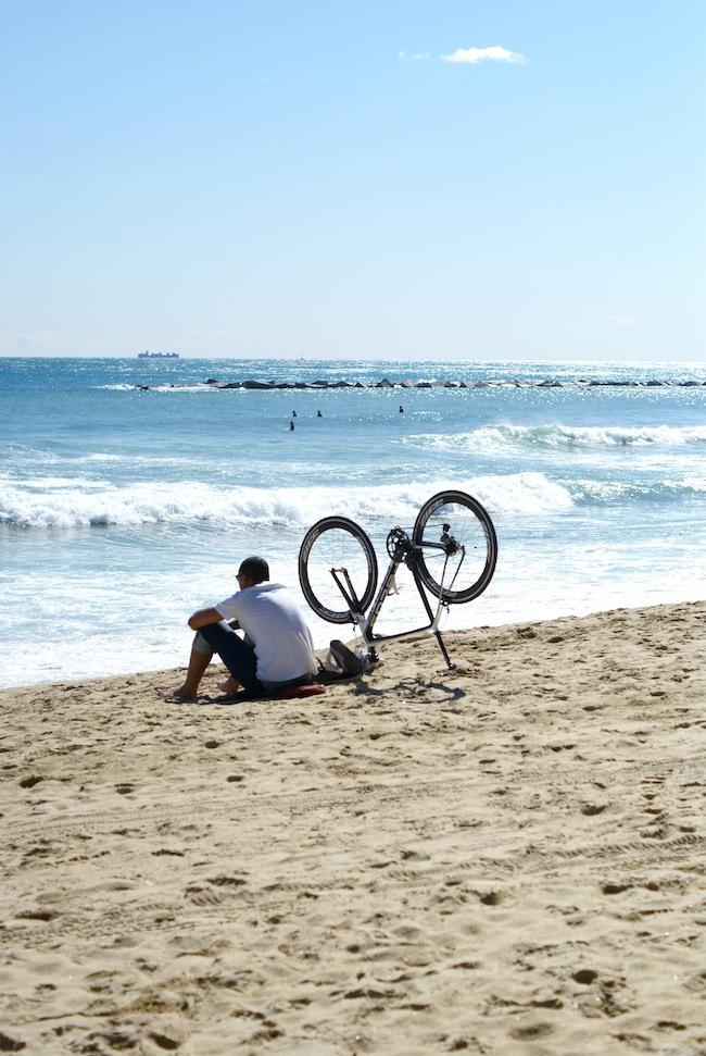 plage barcelone 2
