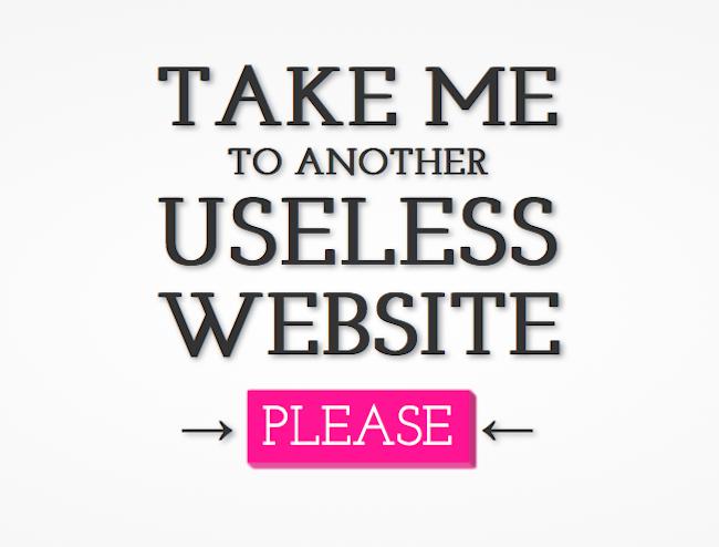 theuselessweb