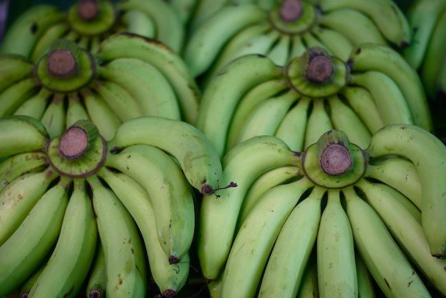 bananes thailande