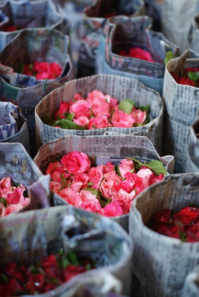 marche aux fleurs bangkok