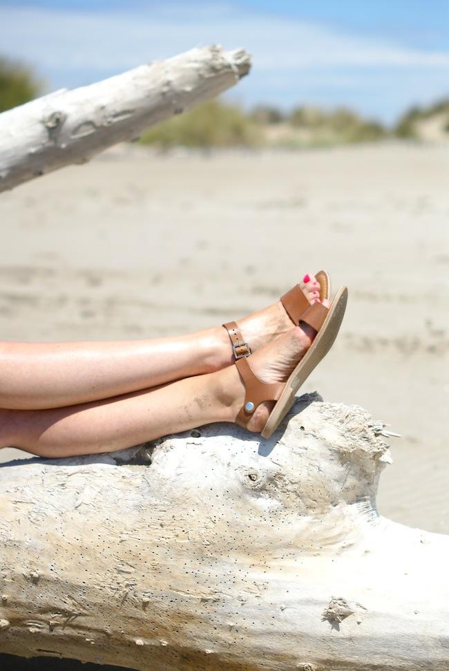 sandales les tropeziennes