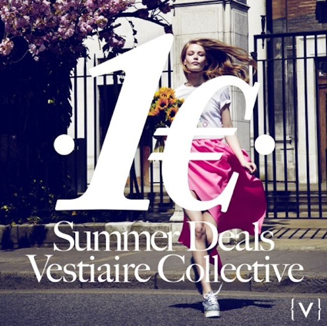 summer deals vestiaire collective