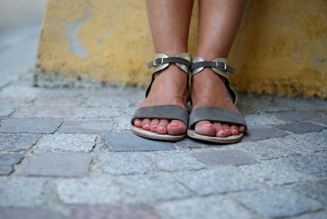 sandales anthologie