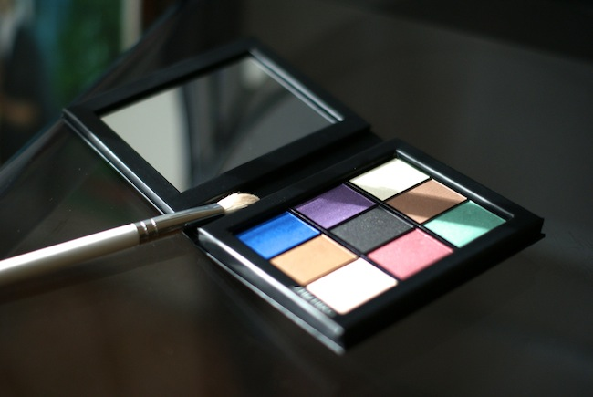 palette couleur cocktail shiseido
