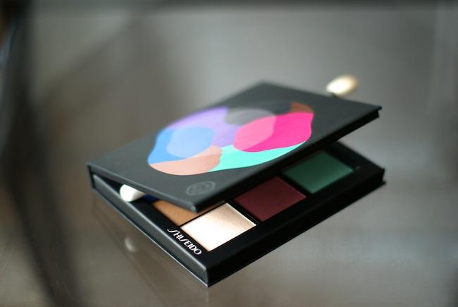 shiseido palette couleur cocktail