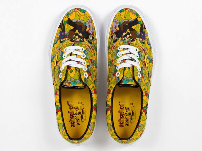 Vans x the Beatles 3