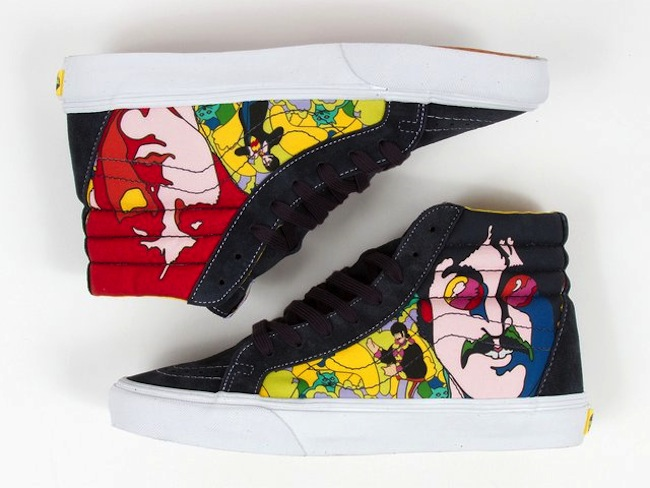 Vans x the Beatles 5
