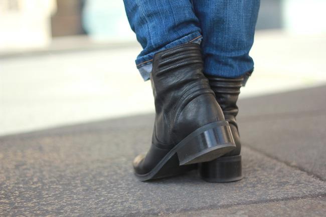 boots comptoir des cotonniers 2014