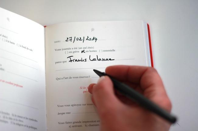 simple diary 4