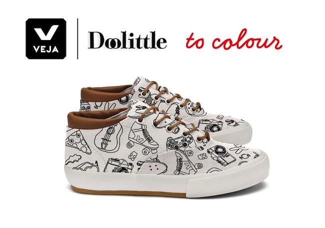 VEJA Doolittle sneakers