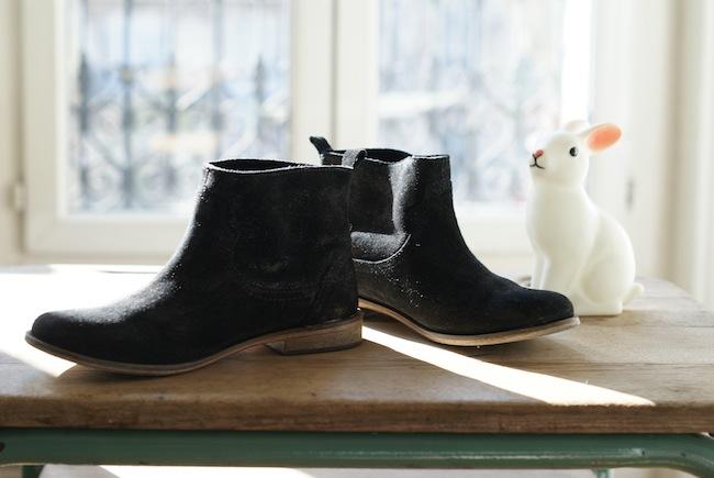 boots enfant zara