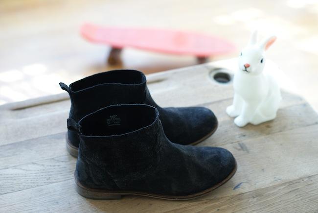 boots zara kids