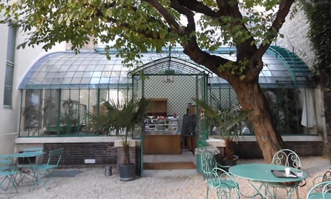Deux go ters sopi sois belle et parle l 39 ber vie de - Musee de la vie romantique salon de the ...