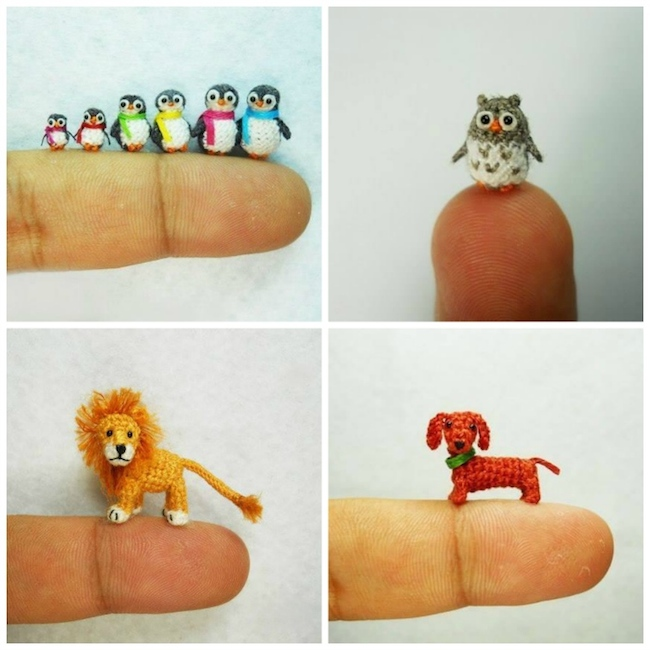 suami-mini-crochet animals