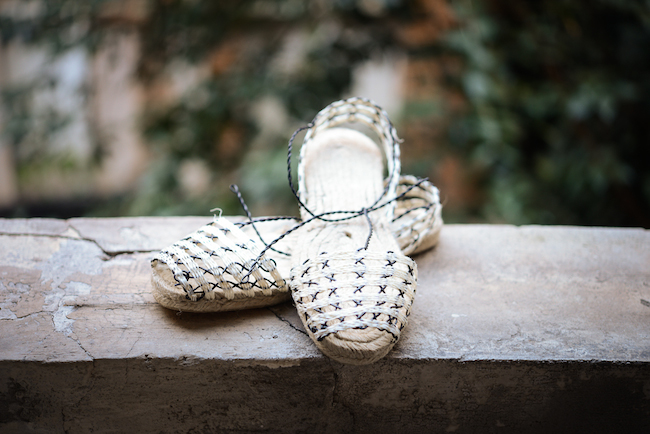 espadrilles ball pages