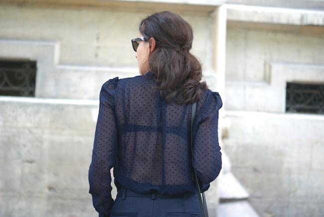 chemisier mademoiselle R