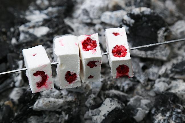 recette chamallow marshmallow