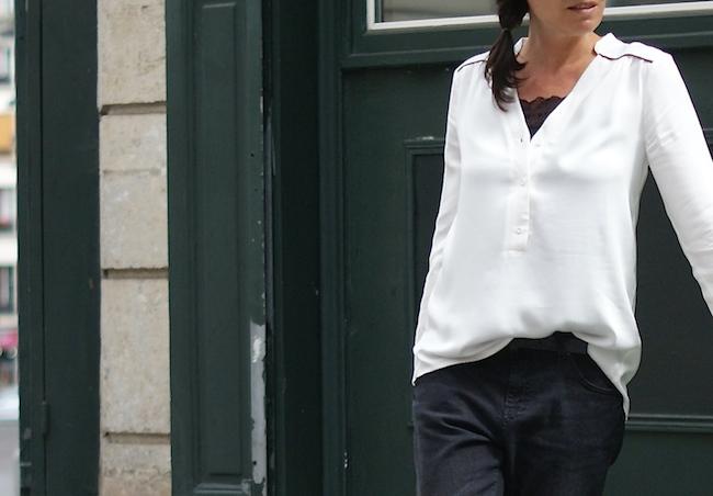 blouse monshowroom