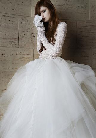 robe de mariee vera wang 2