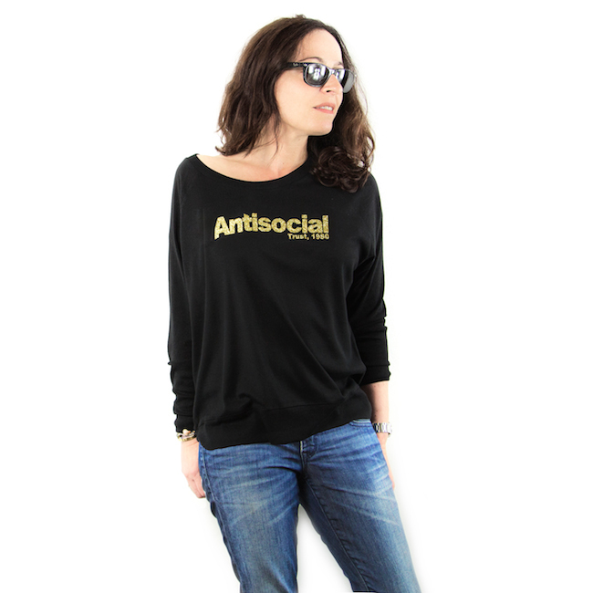 sweat antisocial