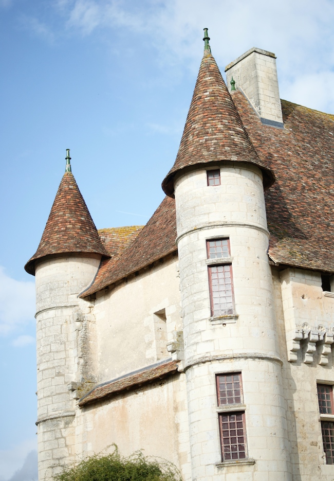 chateau de neuvic