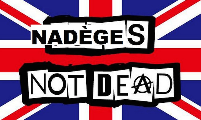 nadege is not dead