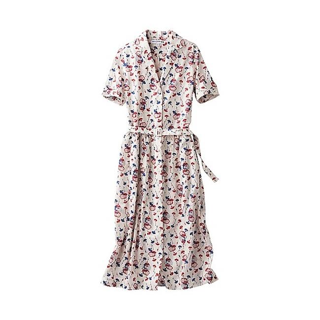 robe ines de la fressange
