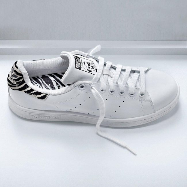 stan smith zebre