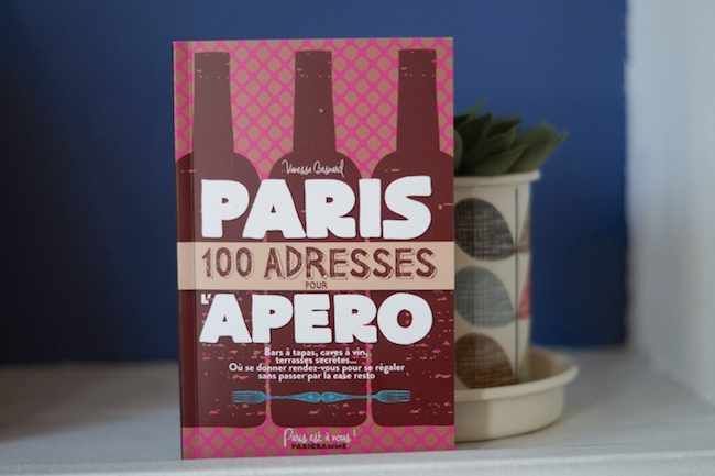 paris adresses apero
