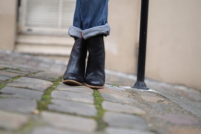 boots a talons sarenza