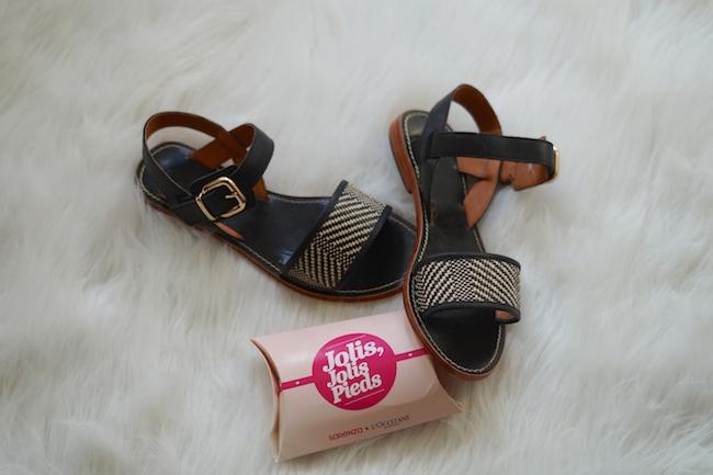 sarenza sandales