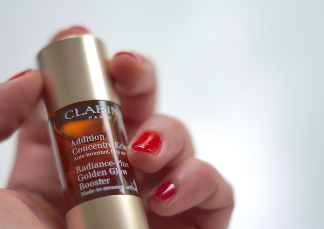 addition concentre eclat clarins