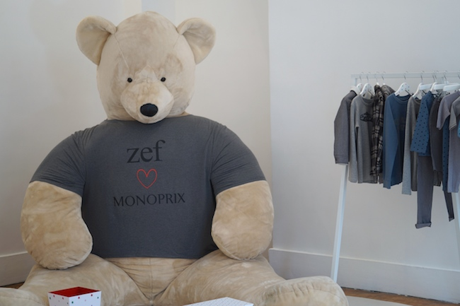 zef monoprix