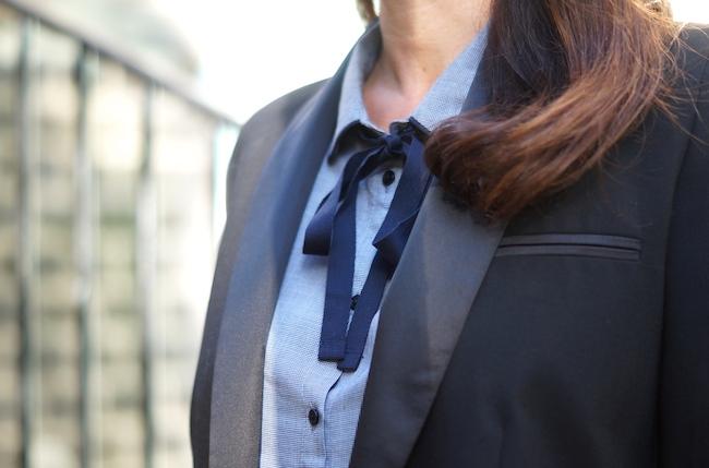 chemise lien promod